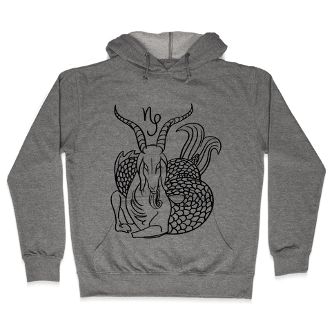 Capricorn Hooded Sweatshirt