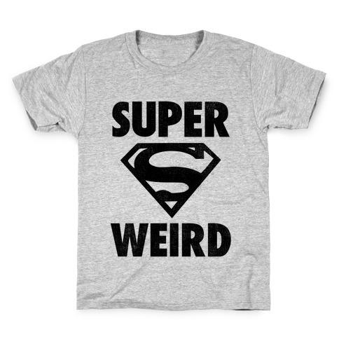 Super Weird Kids T-Shirt
