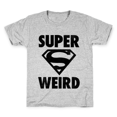 Super Weird Kids T-Shirt