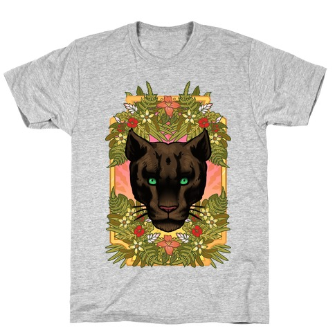 Lurking Panther T-Shirt