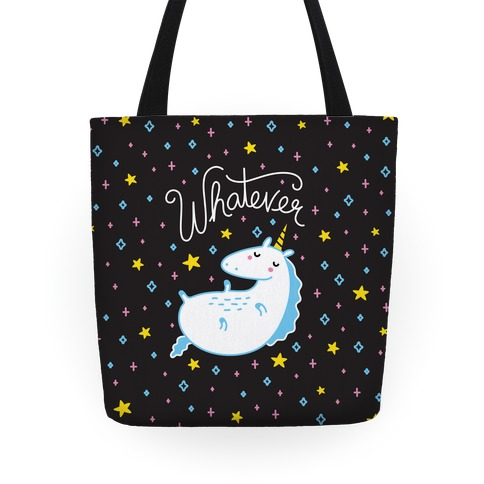 Whatever Unicorn Tote