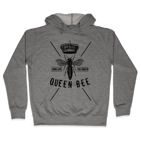 Queen Bee Hooded Sweatshirt