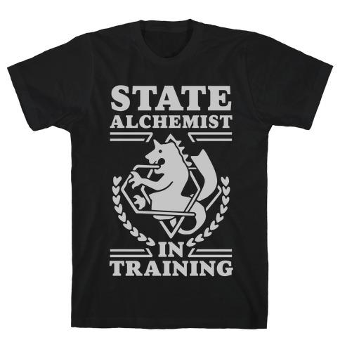 State Alchemist in Training T-Shirt