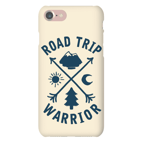 Road Trip Warrior Phone Case