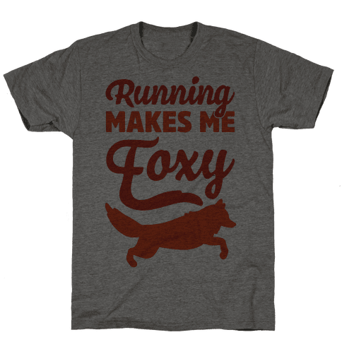 Running Makes Me Foxy
