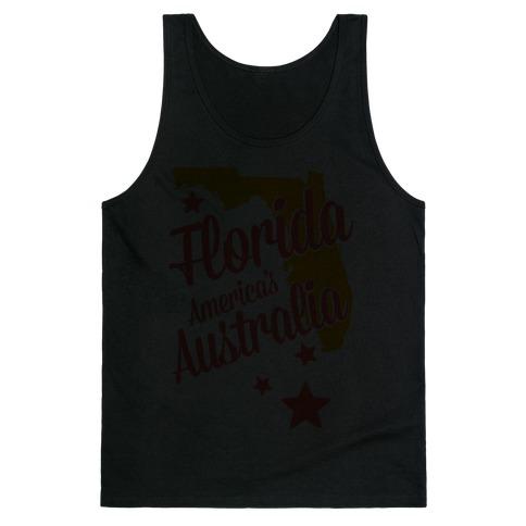 Florida: America's Australia Tank Top