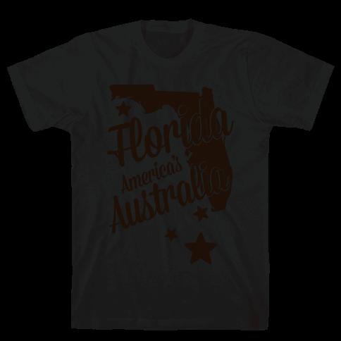 Florida: America's Australia Mens T-Shirt