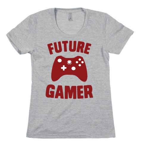 Future Gamer Womens T-Shirt