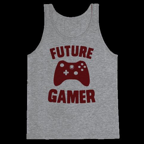 Future Gamer Tank Top