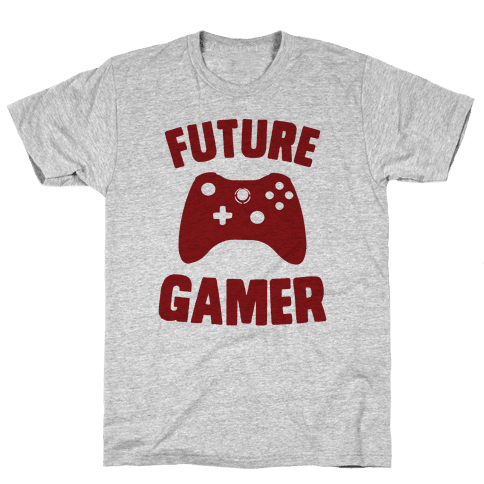 Future Gamer Mens T-Shirt