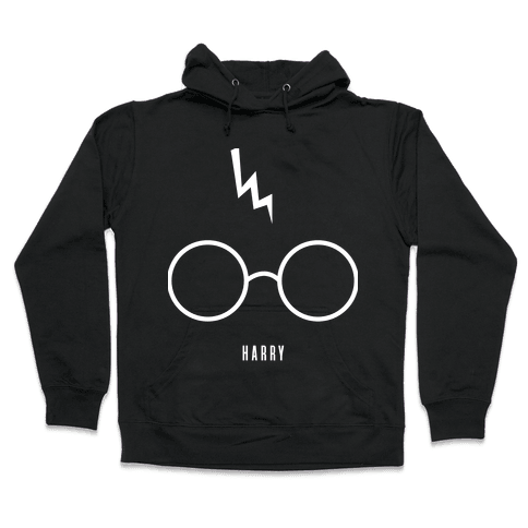 Harry's Bolt (Friend Set) Hooded Sweatshirt