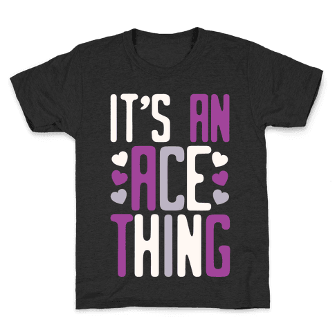 It's An Ace Thing Kids T-Shirt