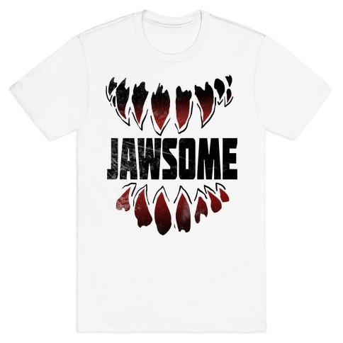 JAWSOME Mens T-Shirt