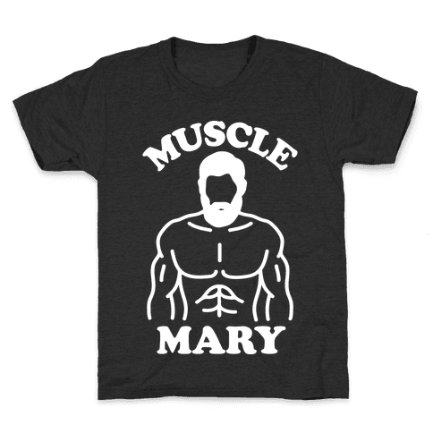 Muscle Mary Kids T-Shirt