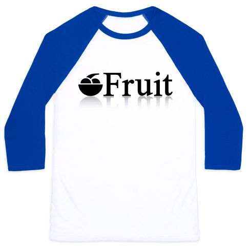 Fruit Computers Baseball Tee