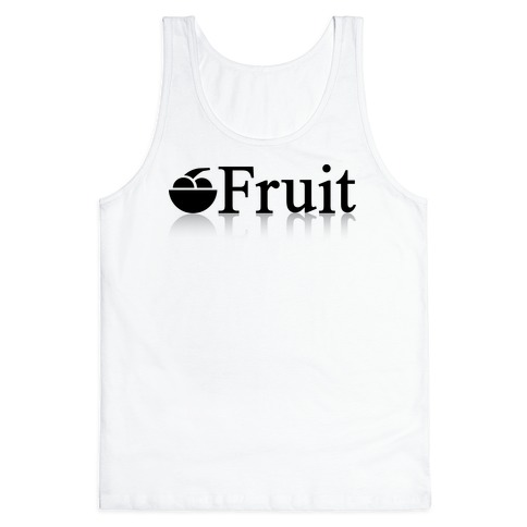 Fruit Computers Tank Top