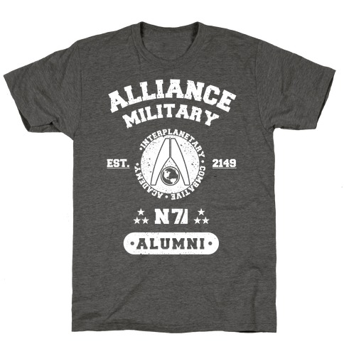 Alliance Military Alumni T-Shirt