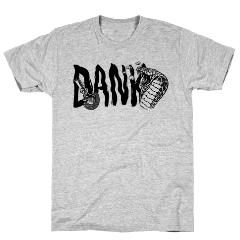Cobra Dank Mens T-Shirt