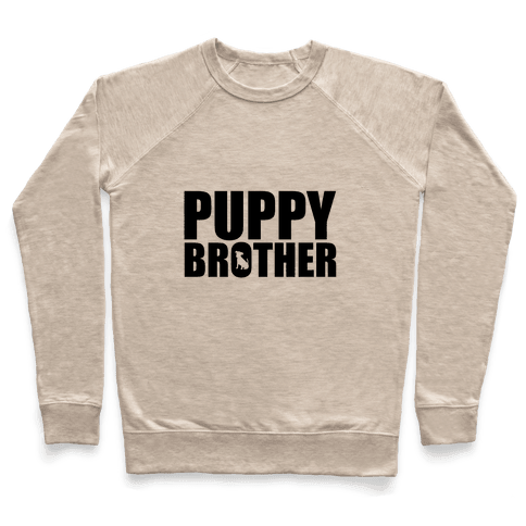Puppy Brother Pullover