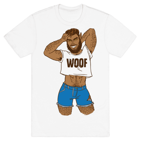 Woofman Mens T-Shirt