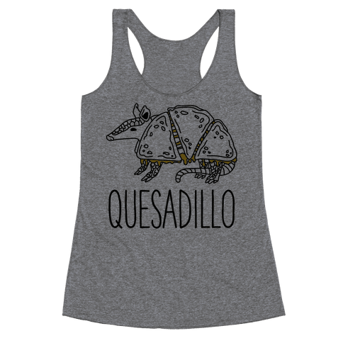 Quesadillo Racerback Tank Top