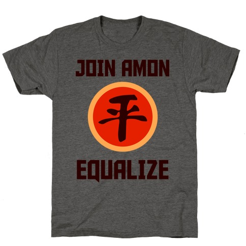 Join The Equalists T-Shirt