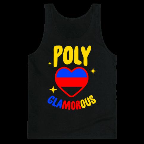 Poly Glamorous Tank Top
