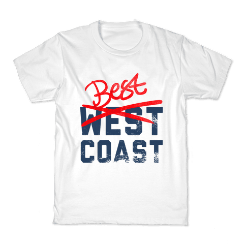 Best Coast Kids T-Shirt