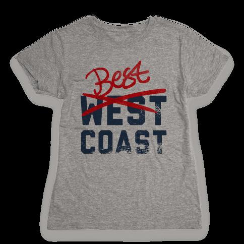 Best Coast Womens T-Shirt