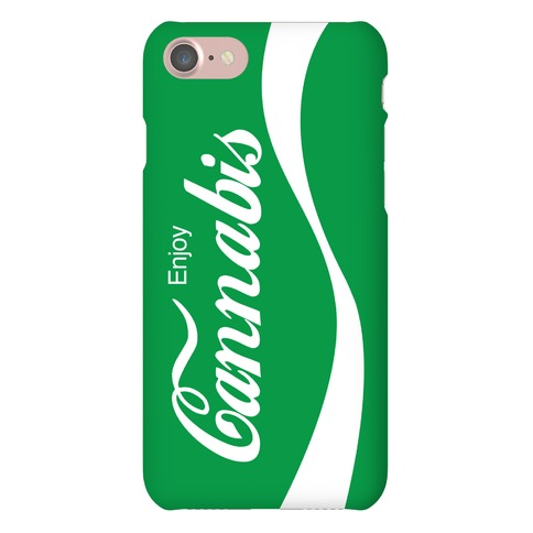 Enjoy Cannabis Phone Case
