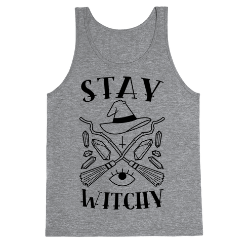 Stay Witchy Tank Top