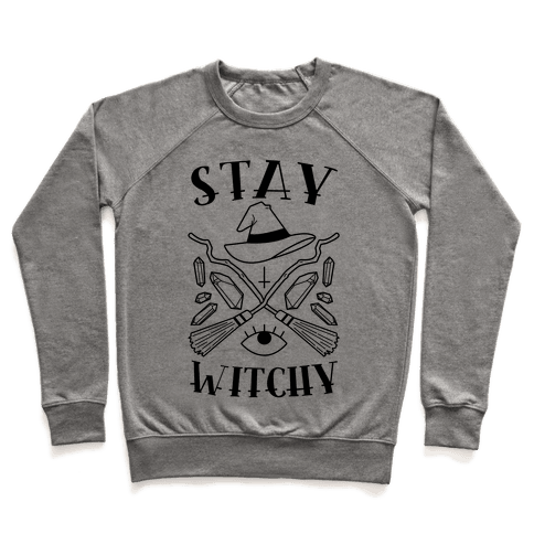 Stay Witchy Pullover