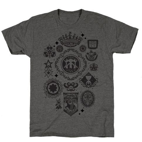 Madoka Magica Witches Kiss T-Shirt