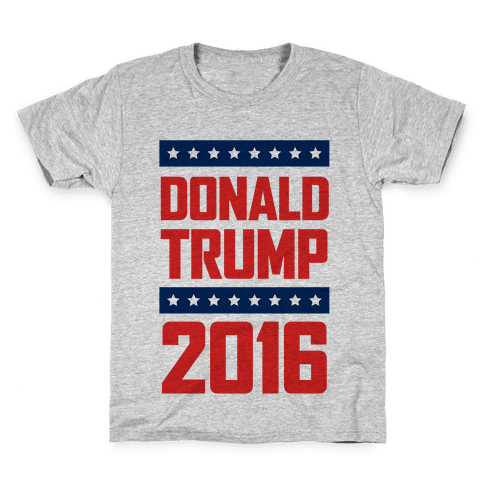 Donald Trump 2016 Kids T-Shirt