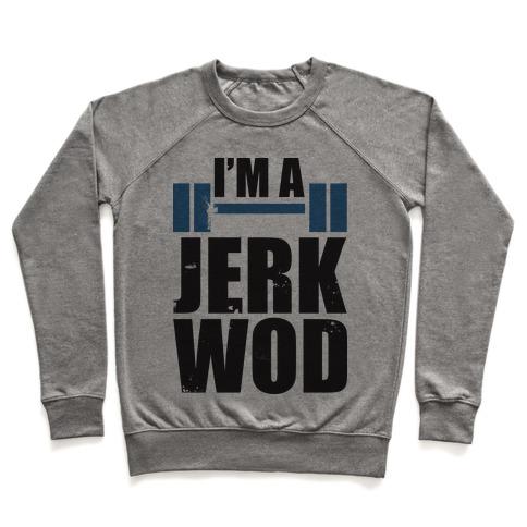 Jerk WOD (Tank) Pullover