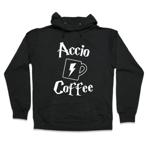 Accio Coffee Hooded Sweatshirt