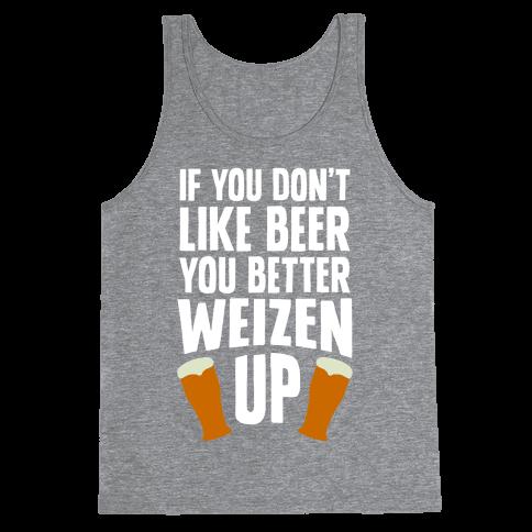 Weizen Up Tank Top