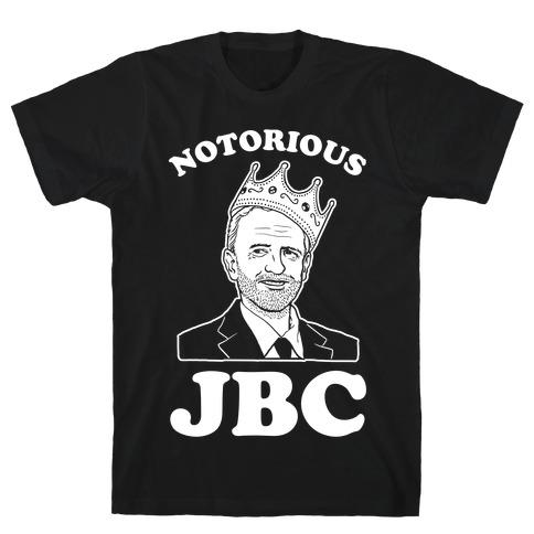 Notorious JBC ( Jeremy Corbyn) T-Shirt