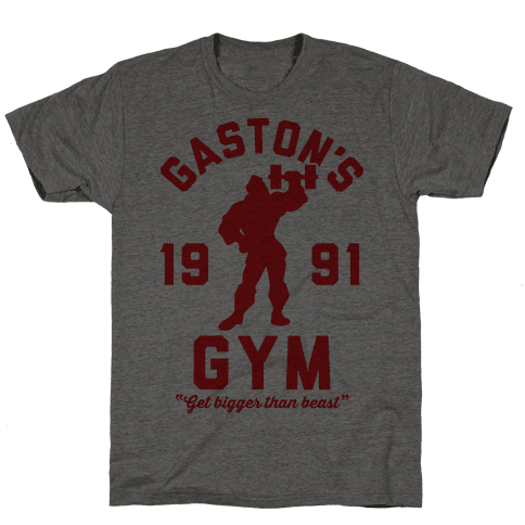 Gaston's Gym