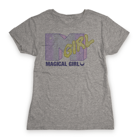 Magical Girl (MTV) Womens T-Shirt