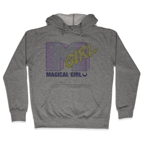Magical Girl (MTV) Hooded Sweatshirt