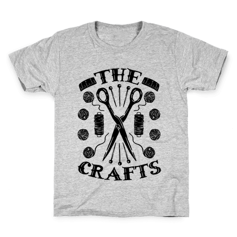 The Crafts Kids T-Shirt