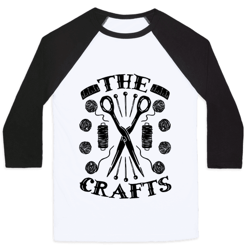 The Crafts Baseball Tee