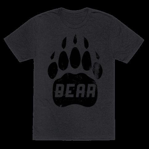 Bears Red Black& White