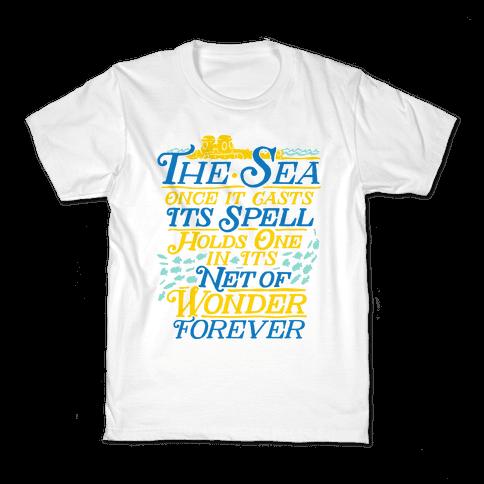 The Sea Kids T-Shirt