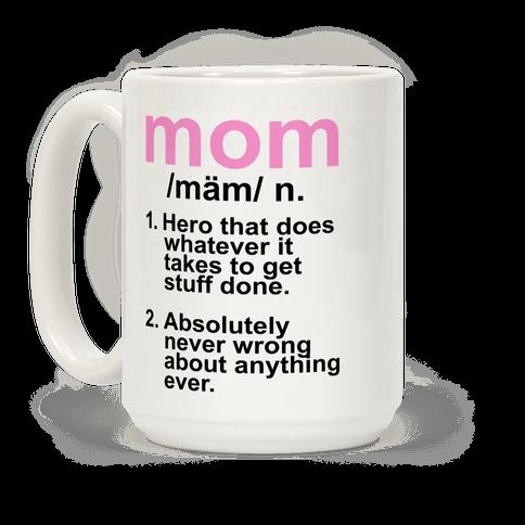 Mom Definition