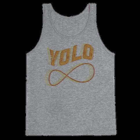 Yolo Infinity Tank Top