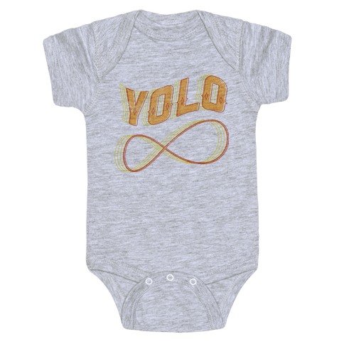 Yolo Infinity Baby Onesy