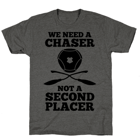 We Need a Chaser