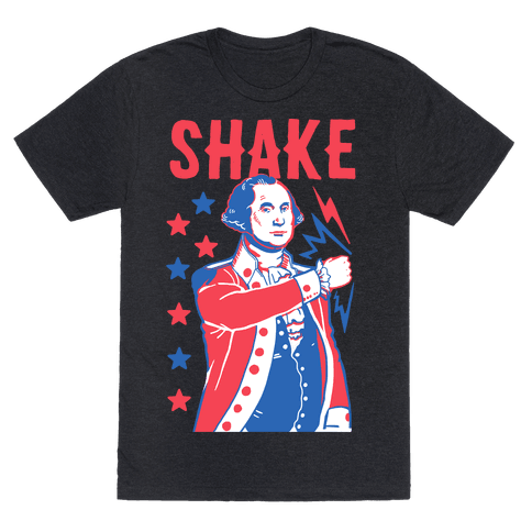 Shake & Bake: George Washington